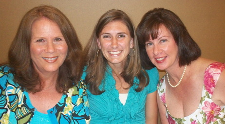 With Florida authors Jessica Nelson and Rachel Hauck