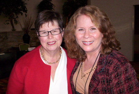 Debbie Macomber and me